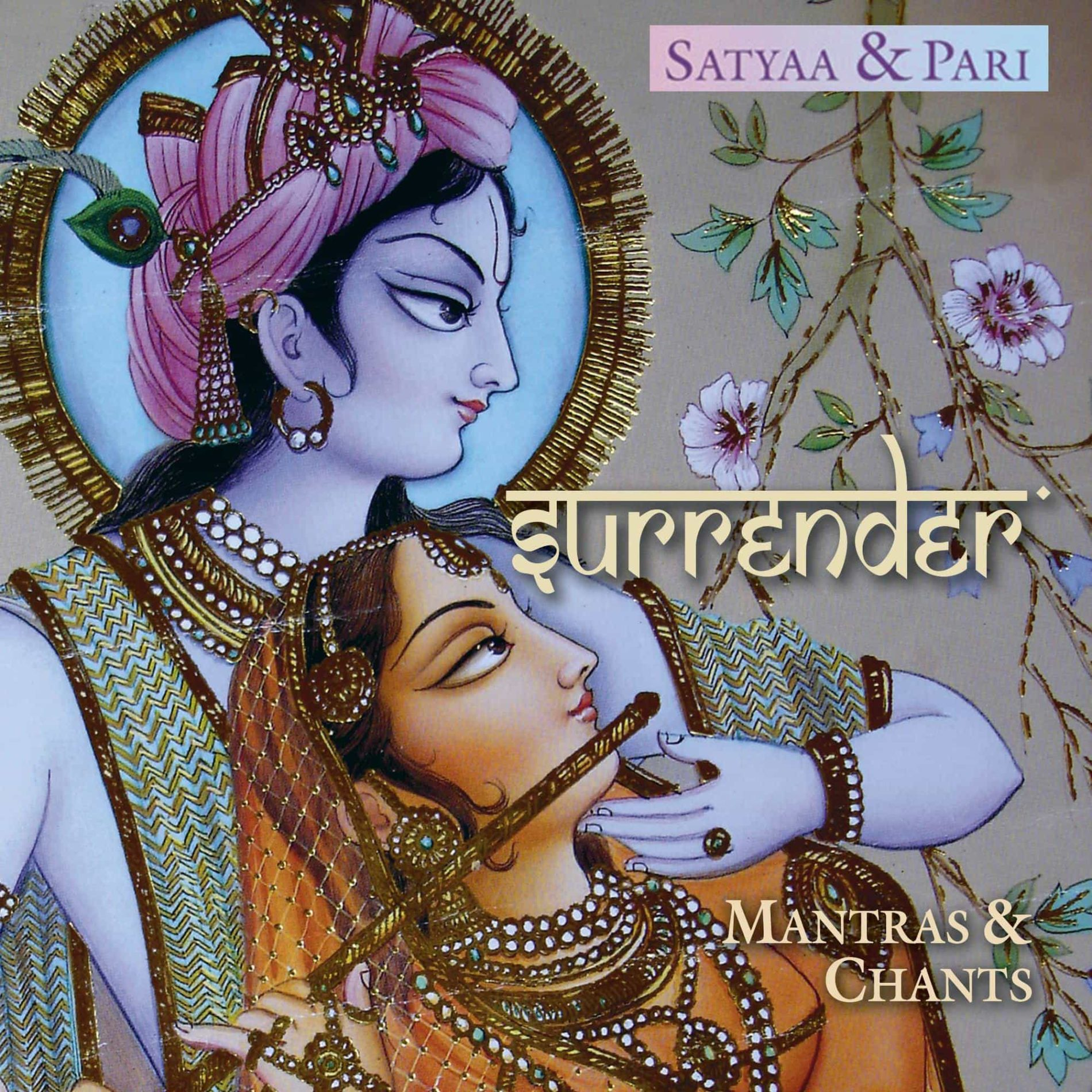Surrender - Album CD