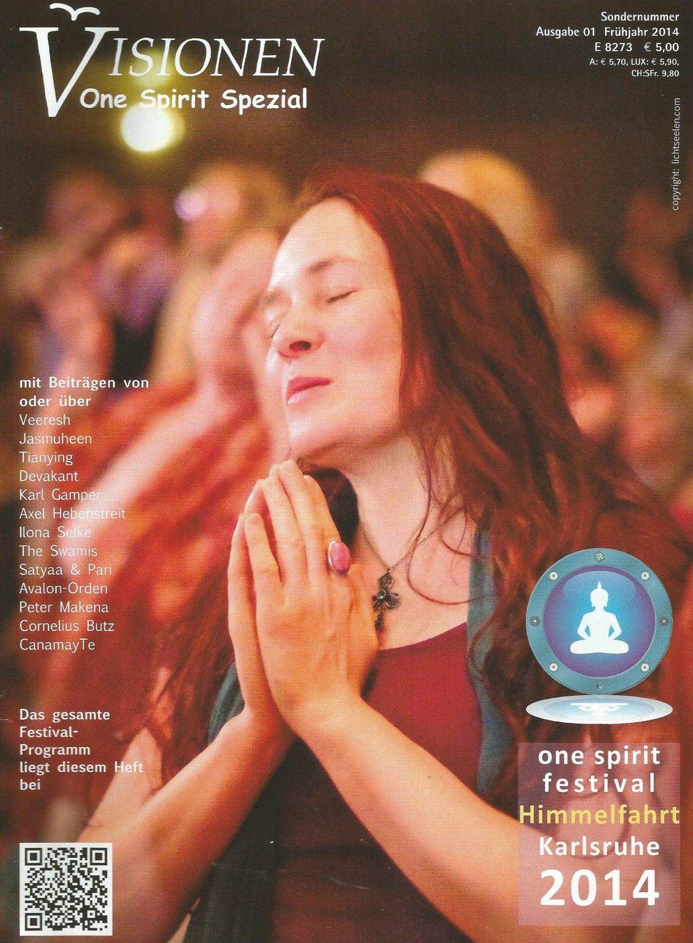 Visionen – Satsang, Meditation & Silence