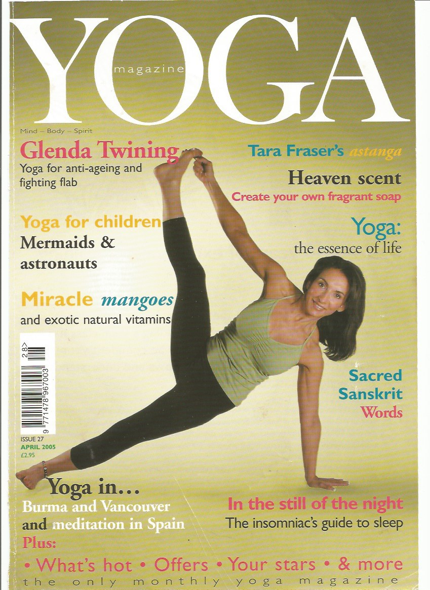 Yoga Magazine – Music and Mediation