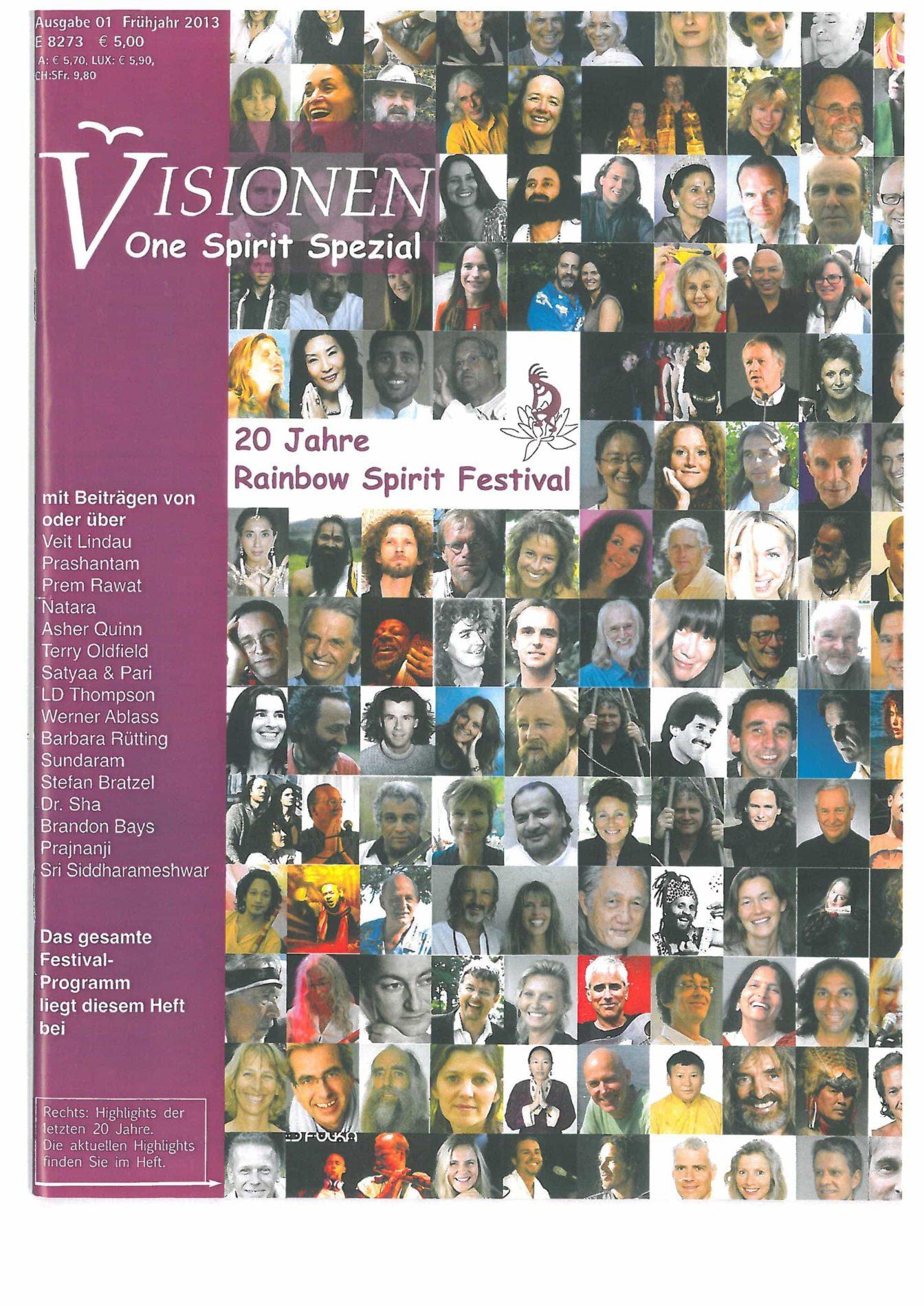 Visionen – One Spirit Special