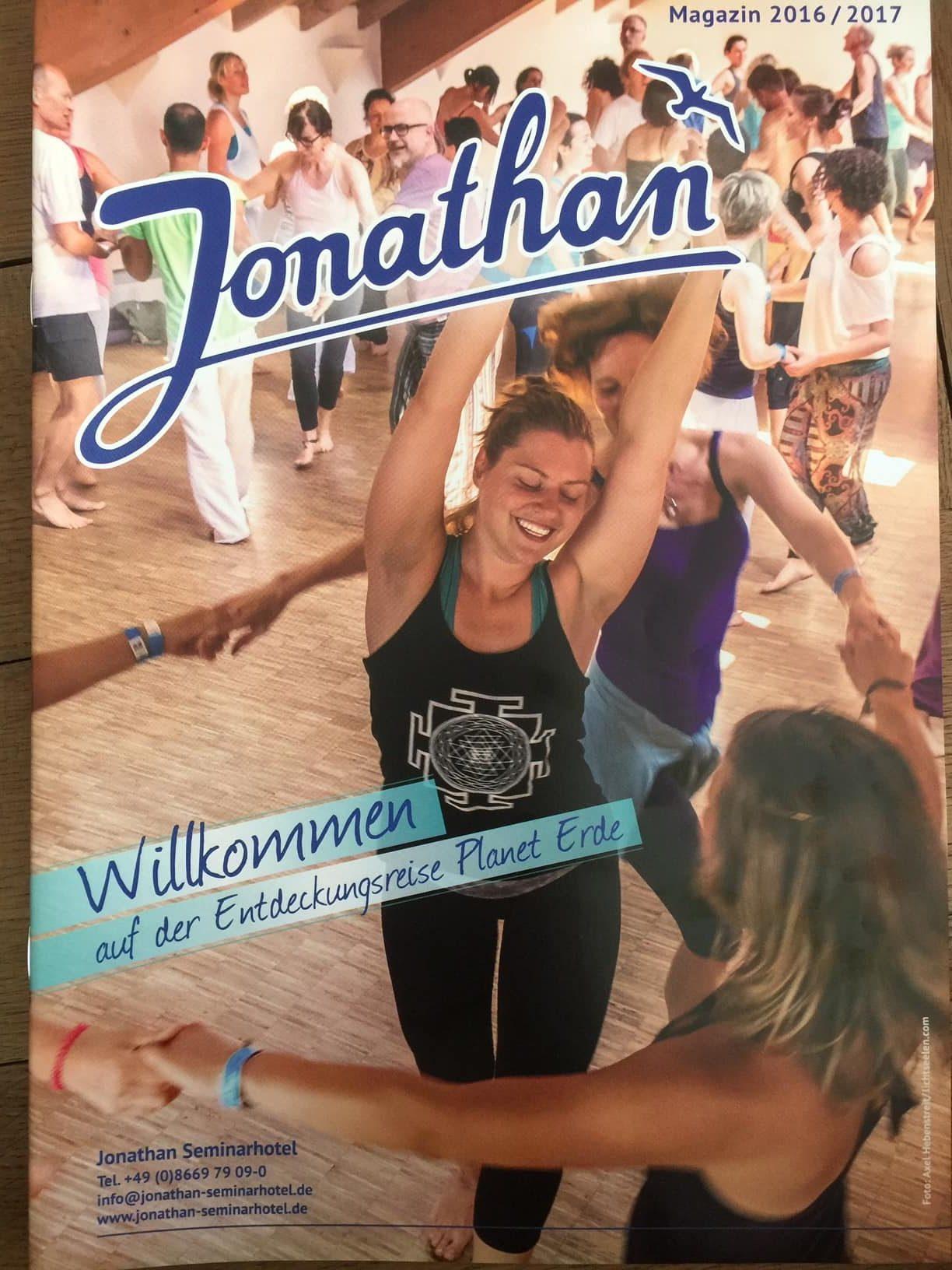 Jonathan – Glücklichsein ist unsere wahre Natur
