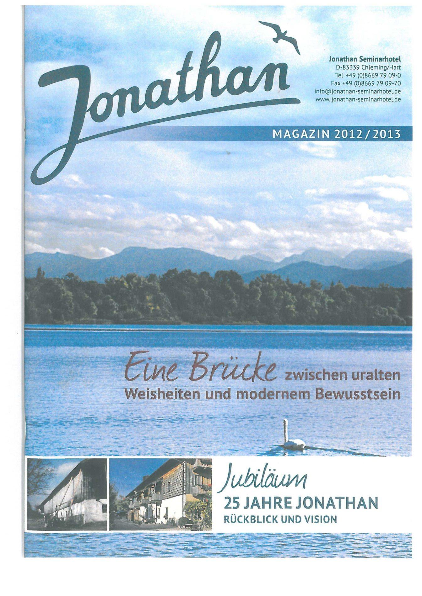 Jonathan – Menschsein und Spiritualität