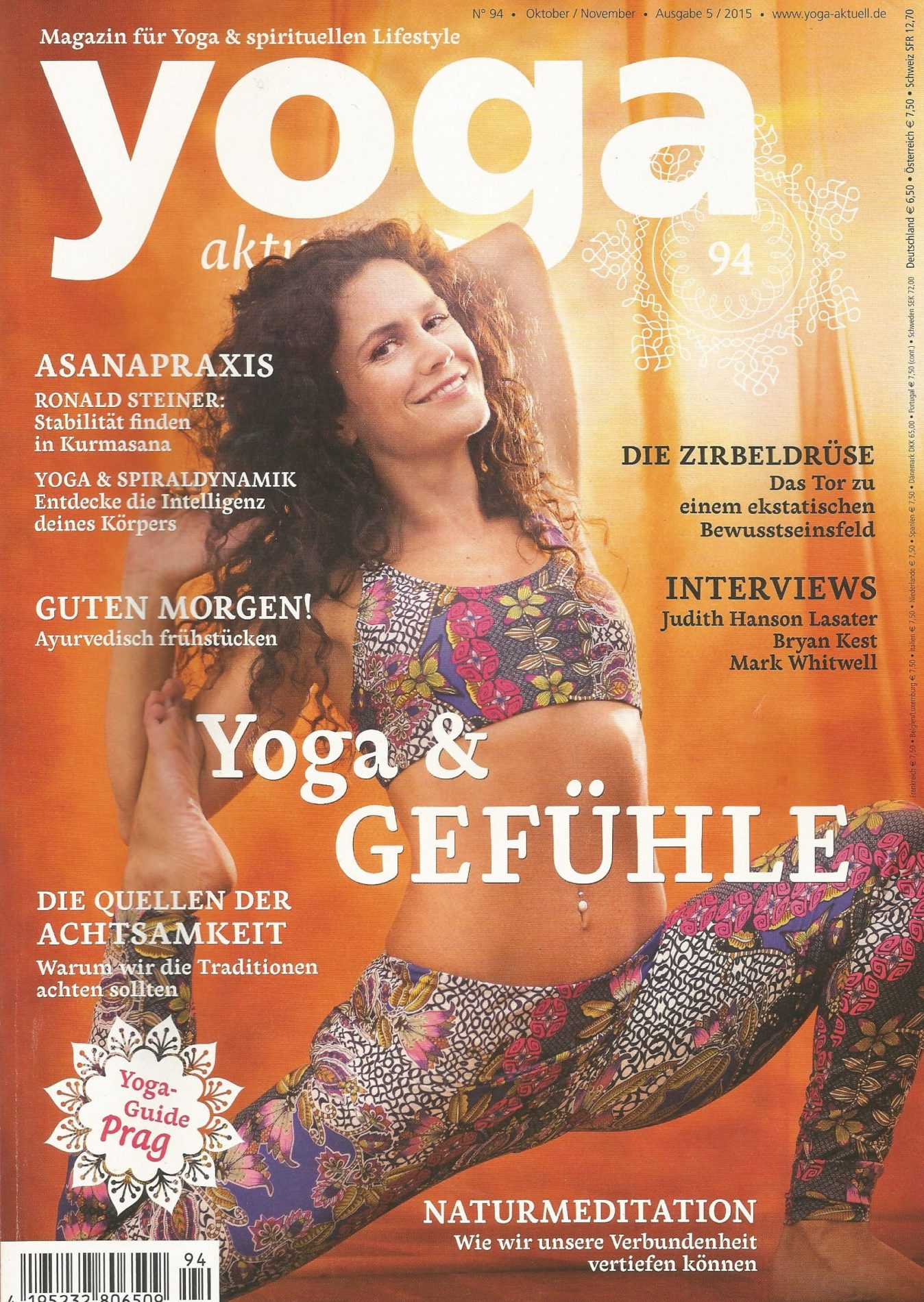 Yoga aktuell – CD review