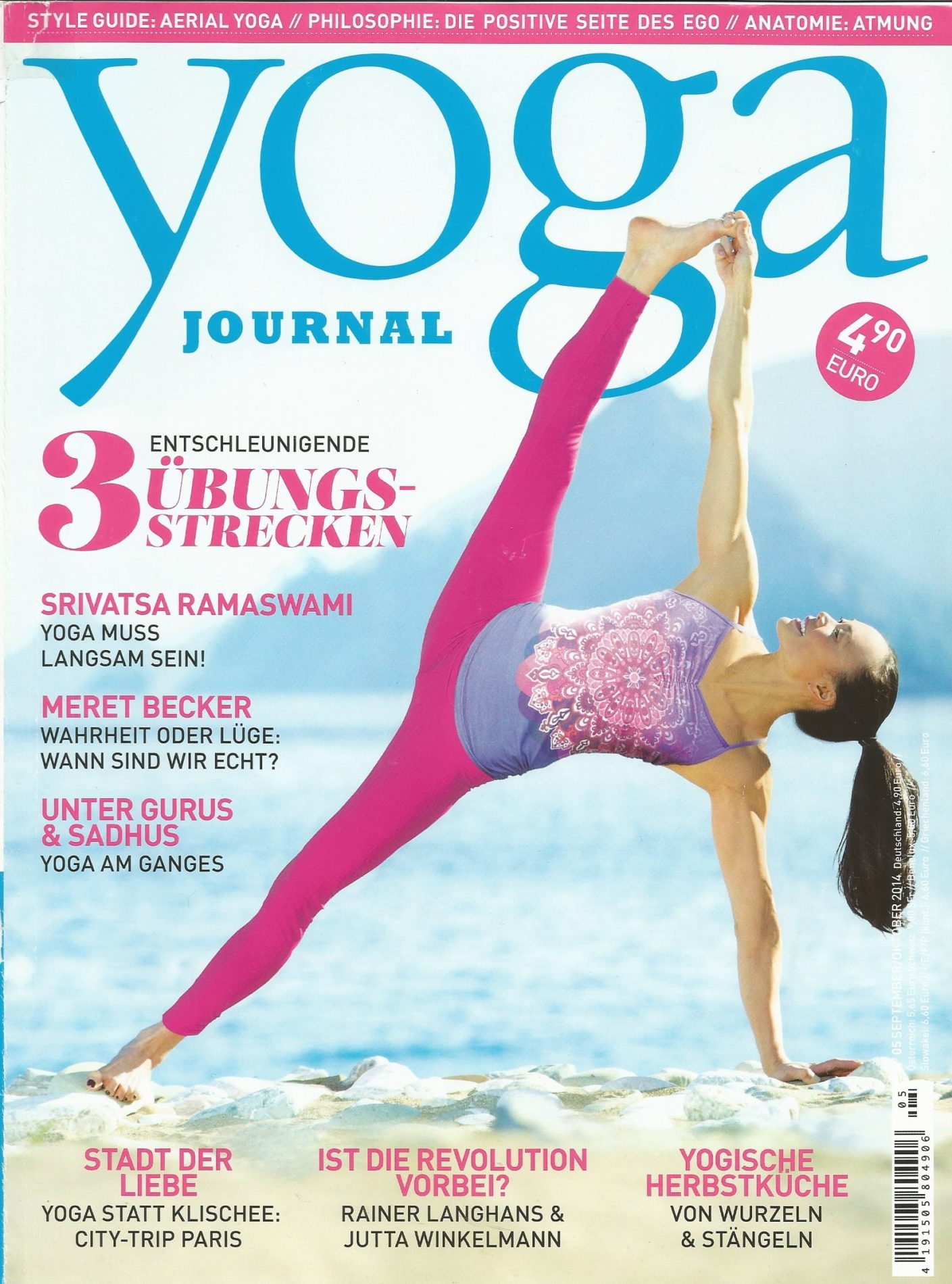 Yoga Journal – CD review