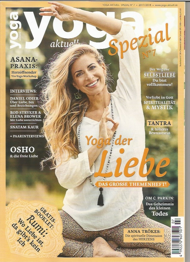 Yoga aktuell – Paarinterview