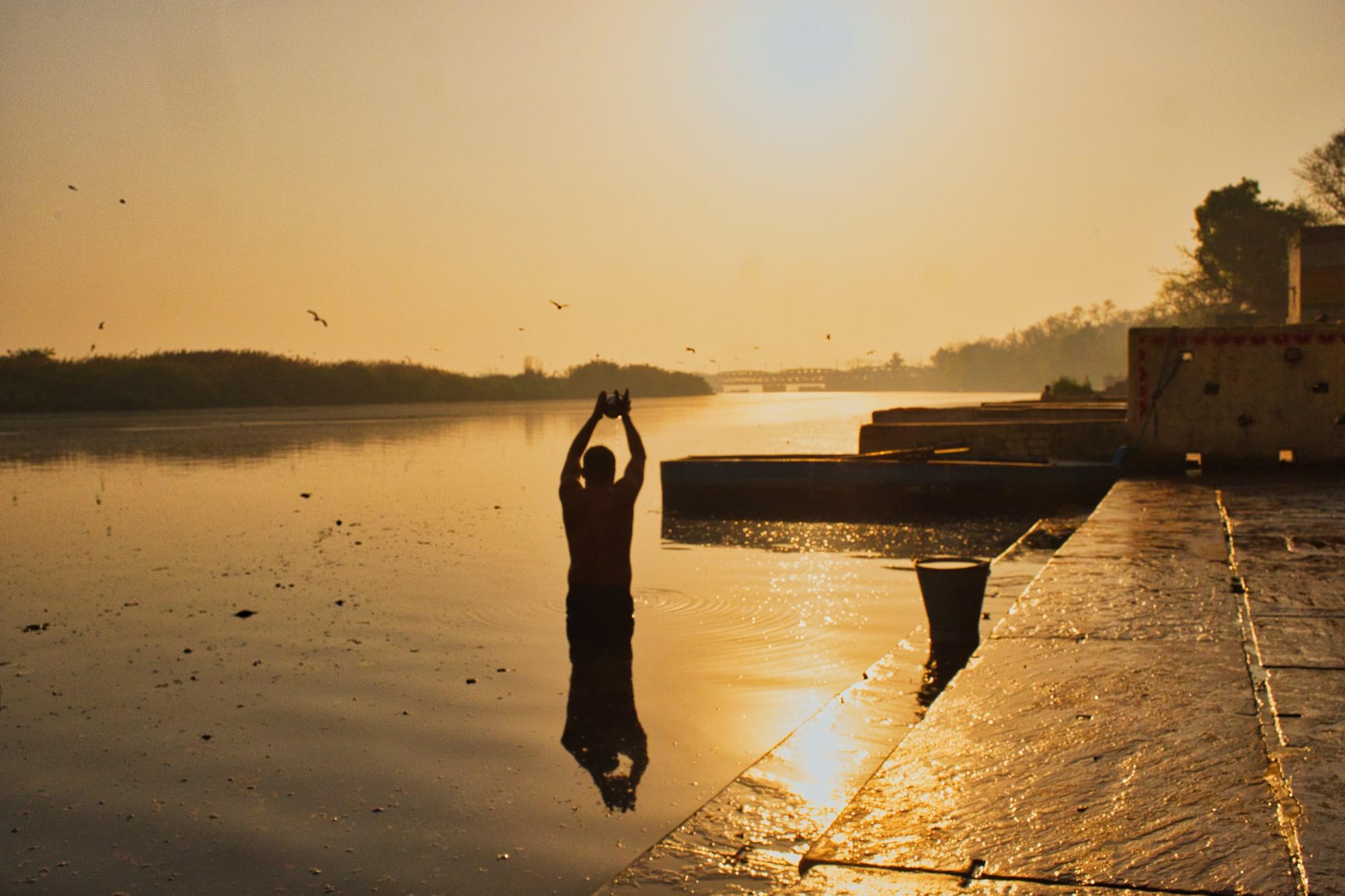 Indian Morning Prayer  – Satyaa & Pari · Retreats · Mantras